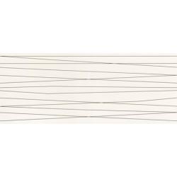Dekor Abisso white 2 29,8x74,8
