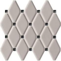 Mozaika Abisso grey 29,8x27