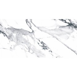 Crash bianco poler 120x60