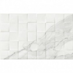 Mariza White 3D 25X40