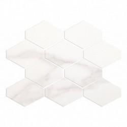 Mozaika Staturaio White Mosaic 17,5X23