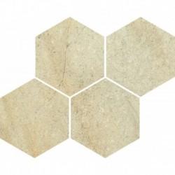 Mozaika Arena Cream Mosaic 21X26