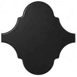 Alhambra Black Matt 12X12Cur G1 Eq 21934