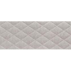 Chenille pillow Grey STR 74,8X29,8