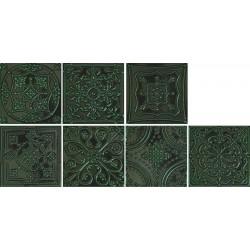Tinta green dekor 14,8X14,8