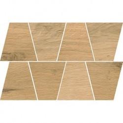Natural Beige Mosaic Trapeze 19X30,6 G.1