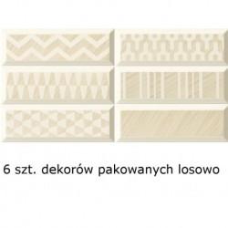 Brika Bar Patchwork Dekor 7,8X23,7 G.1