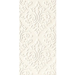 Delice White Str Dekor 22,3X44,8 G.1