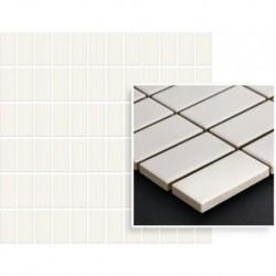 Albir Bianco Mozaika Prasowana K.2,3X4,8 29,8X29,8 G.1